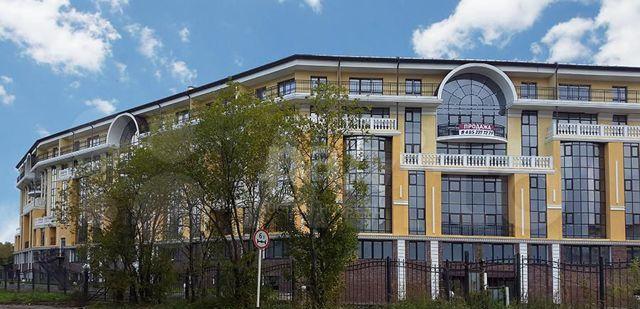 Продажа однокомнатной квартиры деревня Грибки, Адмиральская улица 6с1, цена 3300000 рублей, 2021 год объявление №535036 на megabaz.ru