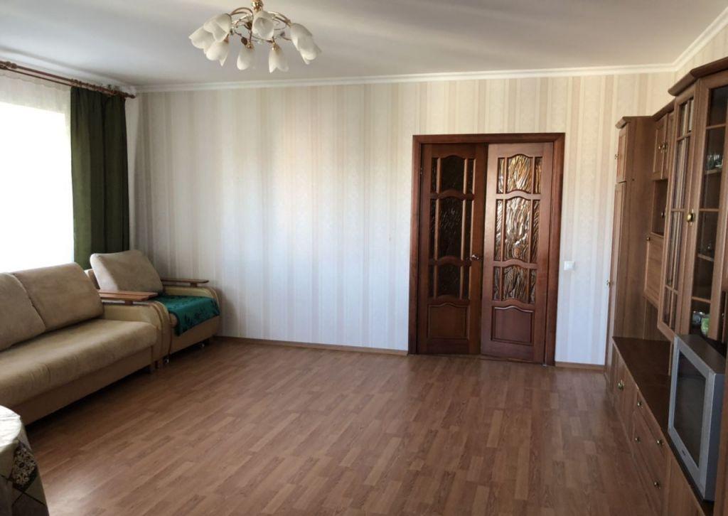 Аренда однокомнатной квартиры Хотьково, улица Майолик 6, цена 19000 рублей, 2021 год объявление №1161467 на megabaz.ru