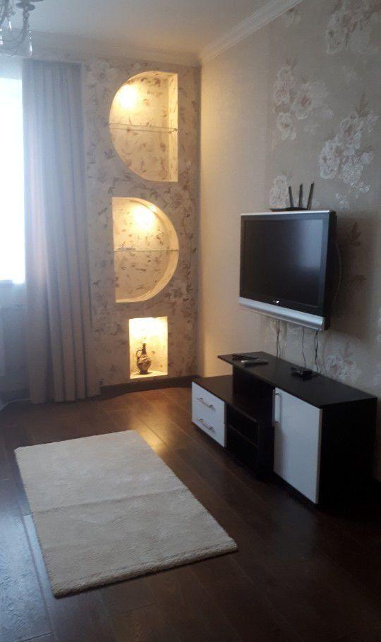 Аренда однокомнатной квартиры Солнечногорск, улица Баранова 12, цена 29000 рублей, 2020 год объявление №1135247 на megabaz.ru