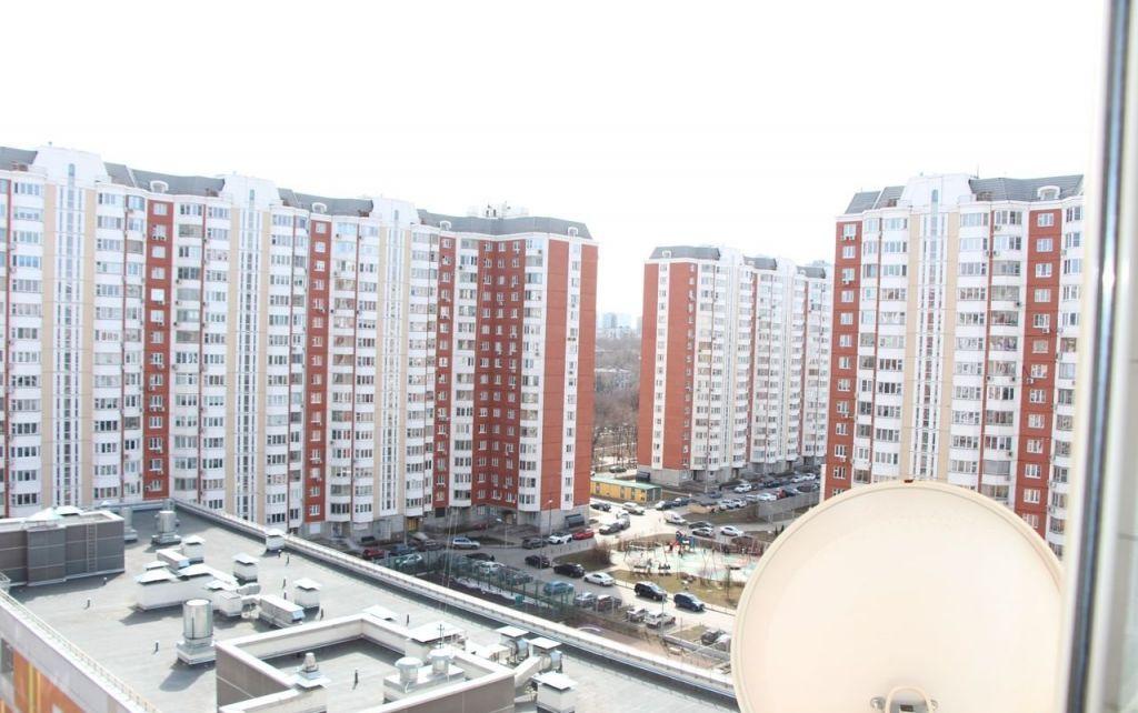 Продажа однокомнатной квартиры Москва, метро Нахимовский проспект, Болотниковская улица 36к3, цена 10200000 рублей, 2020 год объявление №434641 на megabaz.ru