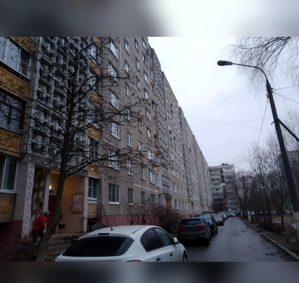 Продажа двухкомнатной квартиры Воскресенск, Западная улица 9, цена 2700000 рублей, 2020 год объявление №447320 на megabaz.ru