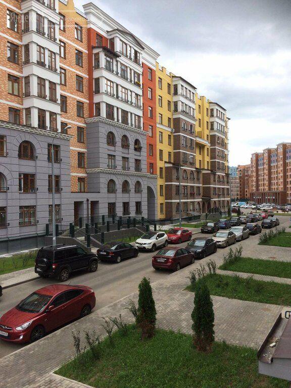 Продажа двухкомнатной квартиры деревня Сабурово, метро Пятницкое шоссе, Парковая улица 3, цена 6100000 рублей, 2020 год объявление №447346 на megabaz.ru