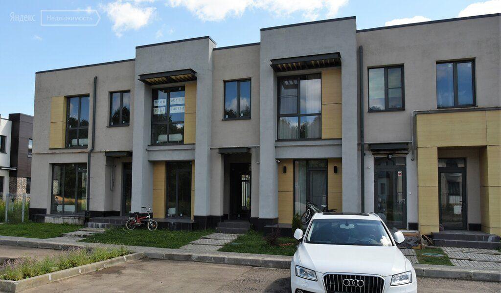 Продажа дома поселок Мещерино, метро Домодедовская, цена 8600000 рублей, 2020 год объявление №446143 на megabaz.ru