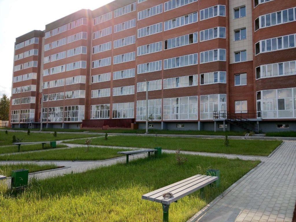Продажа двухкомнатной квартиры деревня Павловское, цена 3600000 рублей, 2020 год объявление №447416 на megabaz.ru