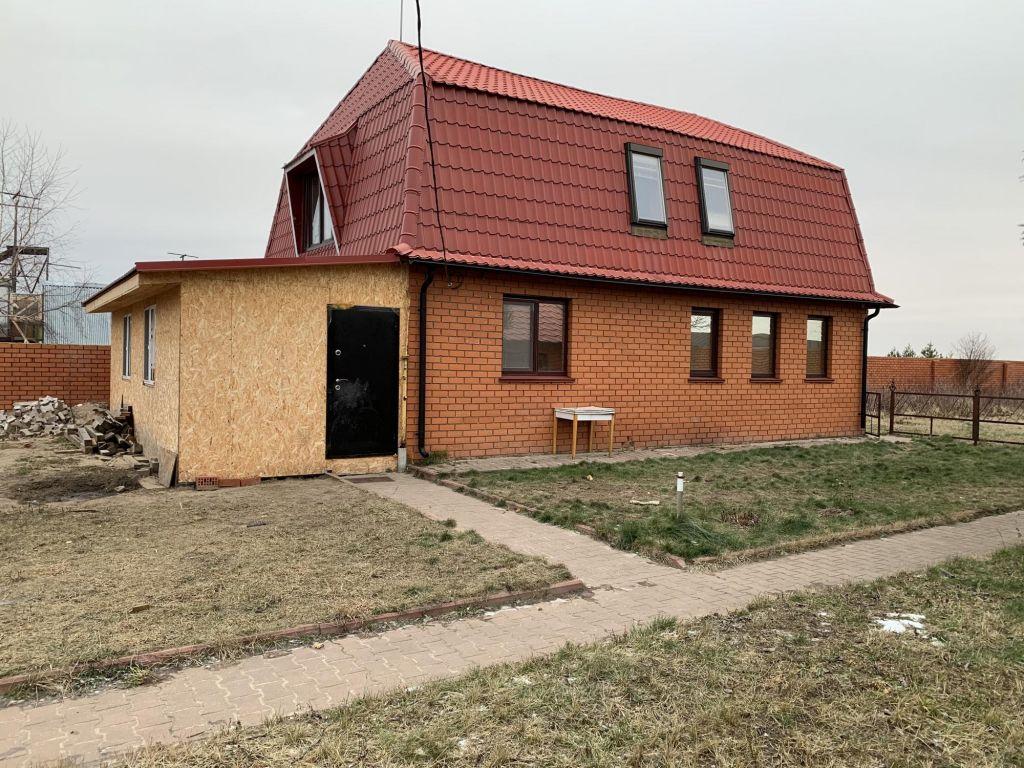 Продажа дома деревня Никулино, цена 6550000 рублей, 2021 год объявление №403646 на megabaz.ru