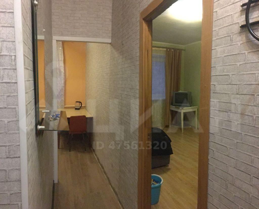 Аренда однокомнатной квартиры Истра, улица Ленина 72, цена 23000 рублей, 2020 год объявление №1127140 на megabaz.ru