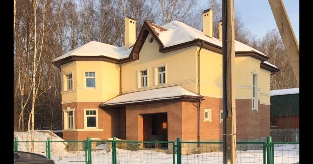 Продажа дома поселок Вешки, цена 26000000 рублей, 2020 год объявление №447646 на megabaz.ru