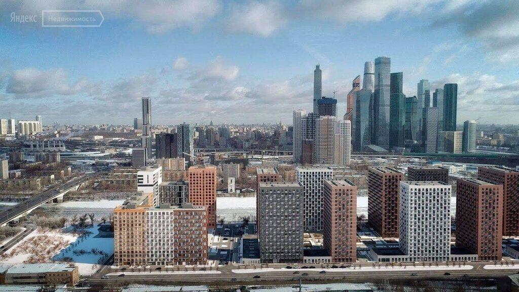 Продажа студии Москва, метро Фили, цена 10750000 рублей, 2021 год объявление №575472 на megabaz.ru