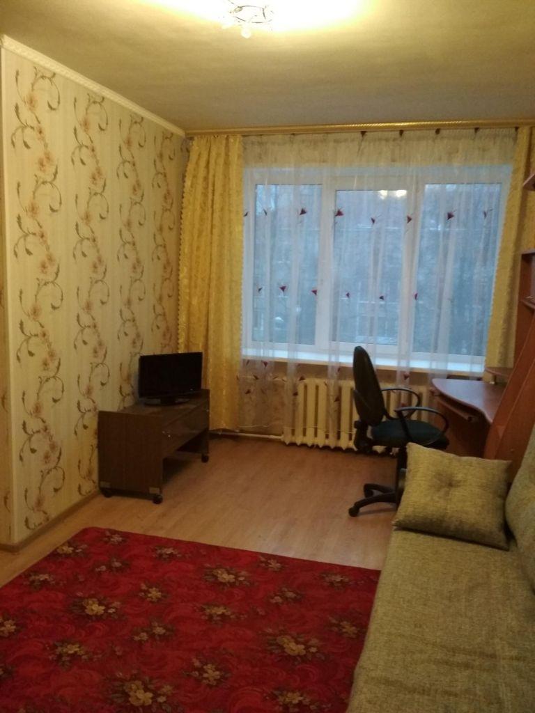 Аренда однокомнатной квартиры Хотьково, цена 14000 рублей, 2020 год объявление №1131526 на megabaz.ru