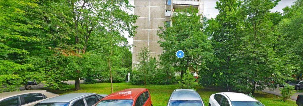 Продажа однокомнатной квартиры Москва, метро Новогиреево, Саянская улица 4А, цена 5510000 рублей, 2020 год объявление №446908 на megabaz.ru