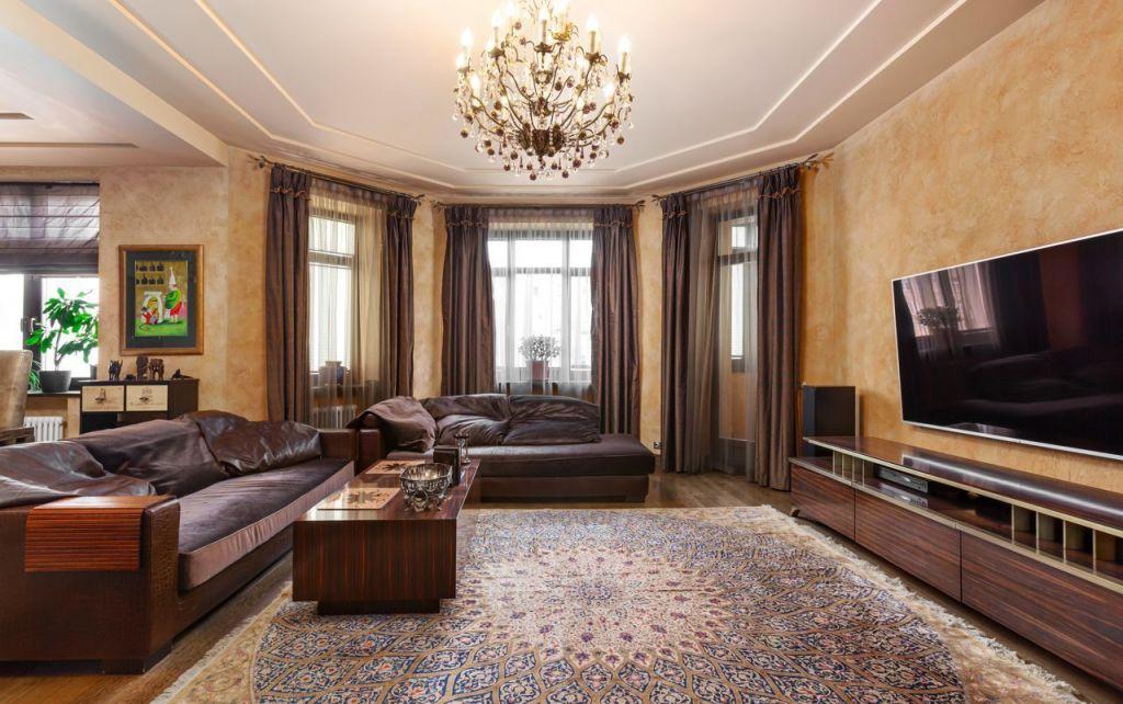 Продажа трёхкомнатной квартиры Москва, метро Парк Победы, площадь Победы 2к3, цена 58800000 рублей, 2021 год объявление №502450 на megabaz.ru