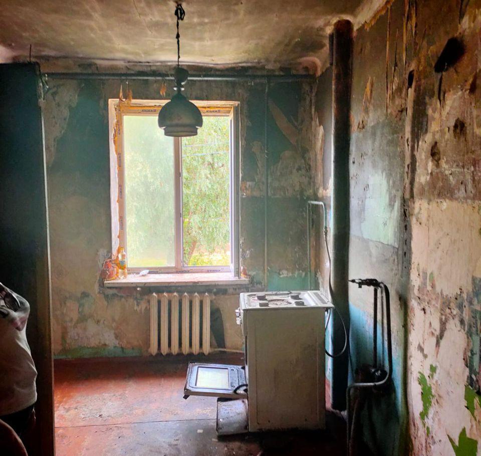 Продажа однокомнатной квартиры поселок Красная Пойма, Лесная улица 3, цена 700000 рублей, 2020 год объявление №467070 на megabaz.ru