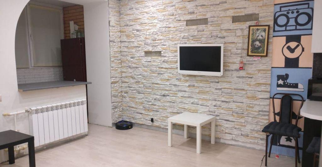 Продажа студии деревня Мотяково, цена 3800000 рублей, 2020 год объявление №448084 на megabaz.ru