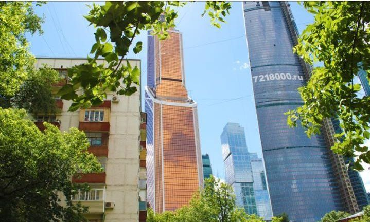 Аренда однокомнатной квартиры Москва, метро Выставочная, 1-й Красногвардейский проезд 18к2, цена 40000 рублей, 2020 год объявление №1133428 на megabaz.ru