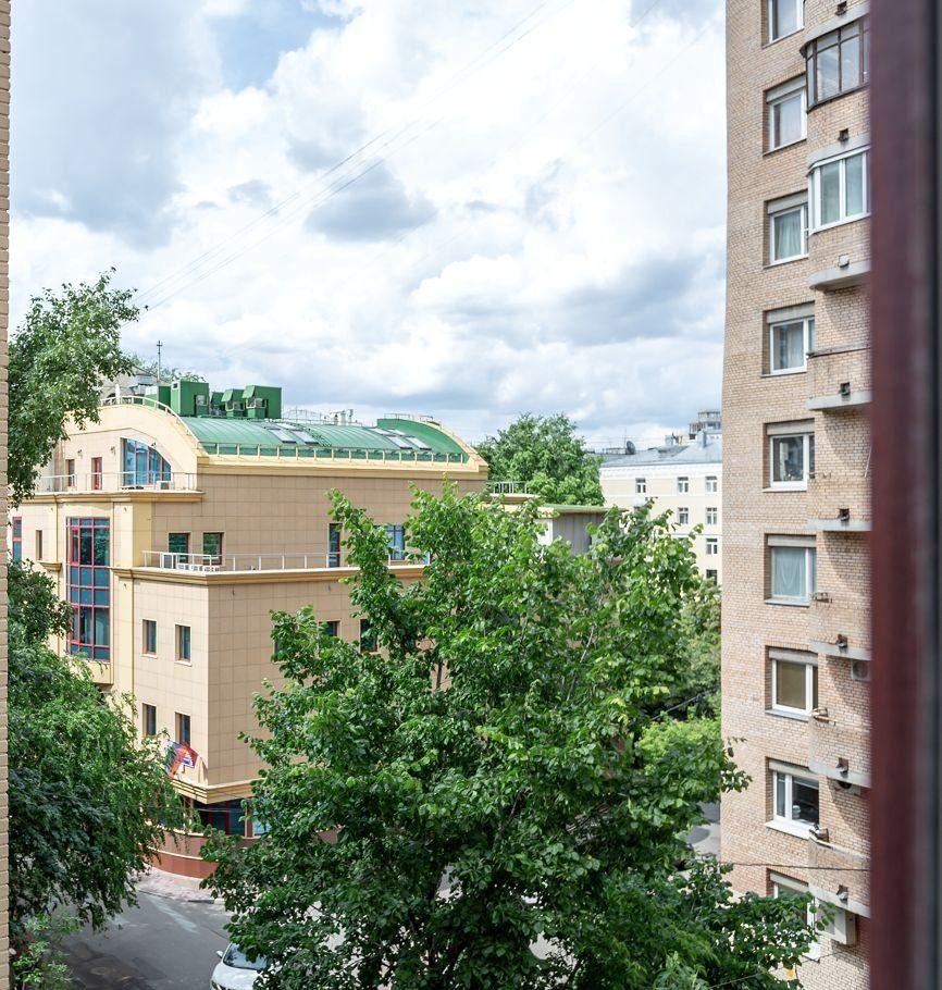 Продажа четырёхкомнатной квартиры Москва, метро Белорусская, Большая Грузинская улица 37с2, цена 39000000 рублей, 2020 год объявление №446851 на megabaz.ru