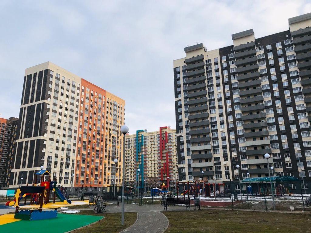 Аренда студии деревня Мисайлово, Молодёжный бульвар, цена 22000 рублей, 2020 год объявление №1128268 на megabaz.ru