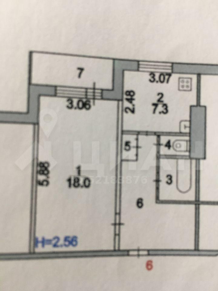 Продажа однокомнатной квартиры деревня Марьино, цена 1100000 рублей, 2020 год объявление №425287 на megabaz.ru