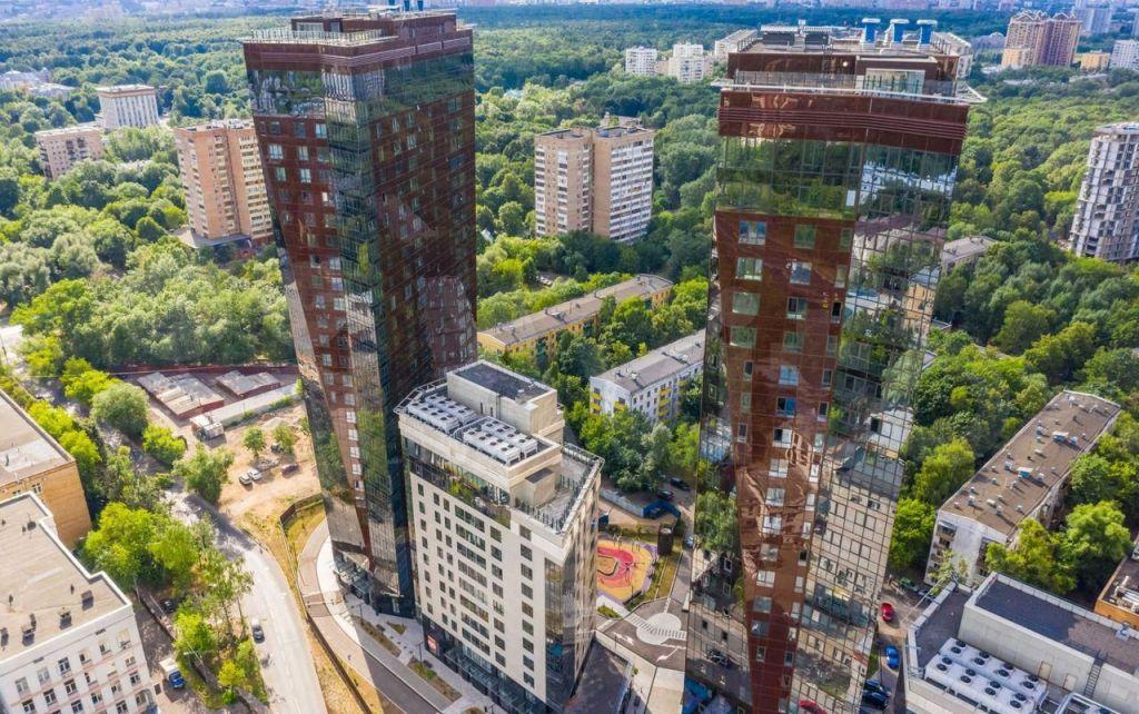 Продажа однокомнатной квартиры Москва, метро Тимирязевская, цена 19800000 рублей, 2021 год объявление №607979 на megabaz.ru