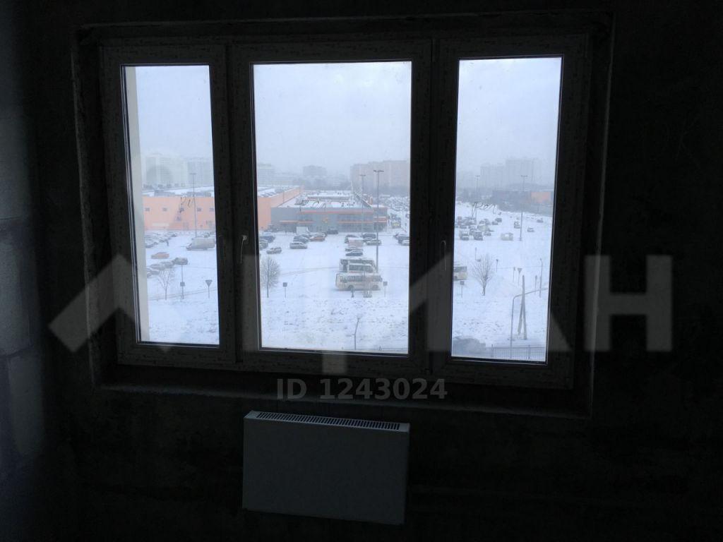Продажа двухкомнатной квартиры рабочий поселок Новоивановское, Можайское шоссе 51, цена 9100000 рублей, 2021 год объявление №447369 на megabaz.ru