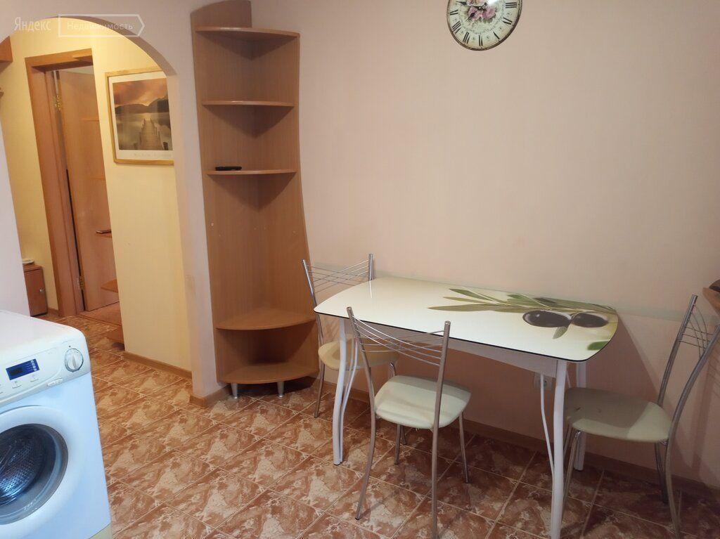 Аренда однокомнатной квартиры поселок ВНИИССОК, цена 21000 рублей, 2020 год объявление №1130739 на megabaz.ru