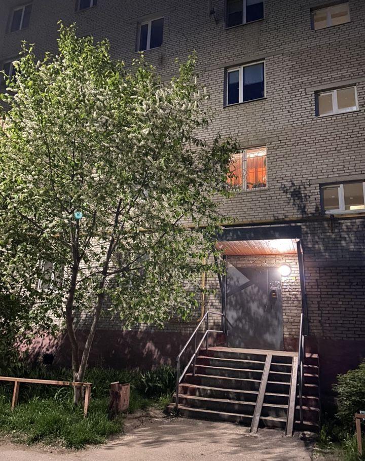 Продажа трёхкомнатной квартиры рабочий посёлок Столбовая, Парковая улица 10, цена 4450000 рублей, 2021 год объявление №377045 на megabaz.ru