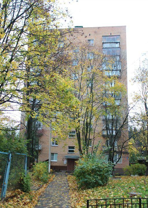 Продажа двухкомнатной квартиры поселок Поведники, цена 4700000 рублей, 2020 год объявление №447596 на megabaz.ru