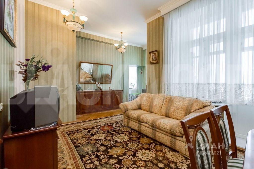 Продажа трёхкомнатной квартиры Москва, метро Менделеевская, площадь Борьбы 15, цена 47777777 рублей, 2020 год объявление №358477 на megabaz.ru