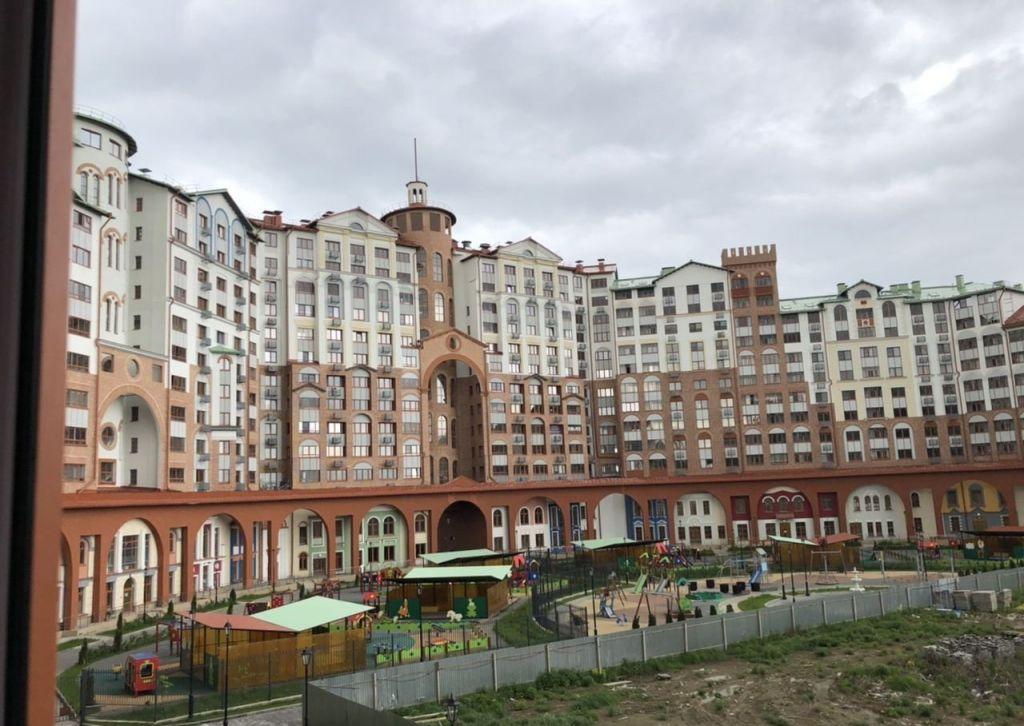 Продажа студии поселок Развилка, метро Красногвардейская, Римский проезд 1, цена 6100000 рублей, 2021 год объявление №413341 на megabaz.ru