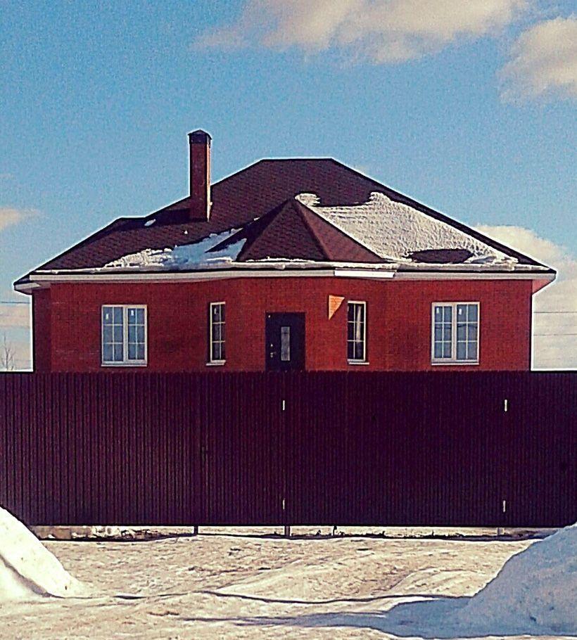 Продажа дома село Нижнее Хорошово, Полевая улица, цена 6500000 рублей, 2020 год объявление №413639 на megabaz.ru