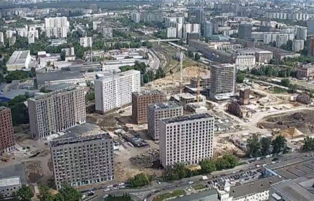 Продажа однокомнатной квартиры Москва, метро Савеловская, цена 10999999 рублей, 2020 год объявление №442586 на megabaz.ru