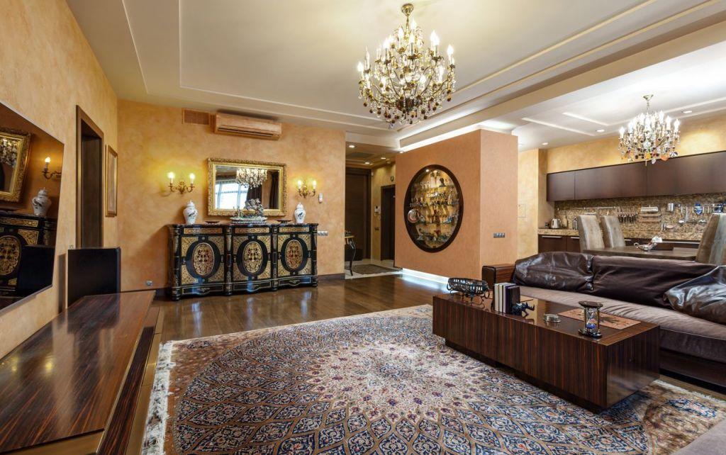 Продажа трёхкомнатной квартиры Москва, метро Парк Победы, площадь Победы 2к3, цена 58800000 рублей, 2020 год объявление №502450 на megabaz.ru