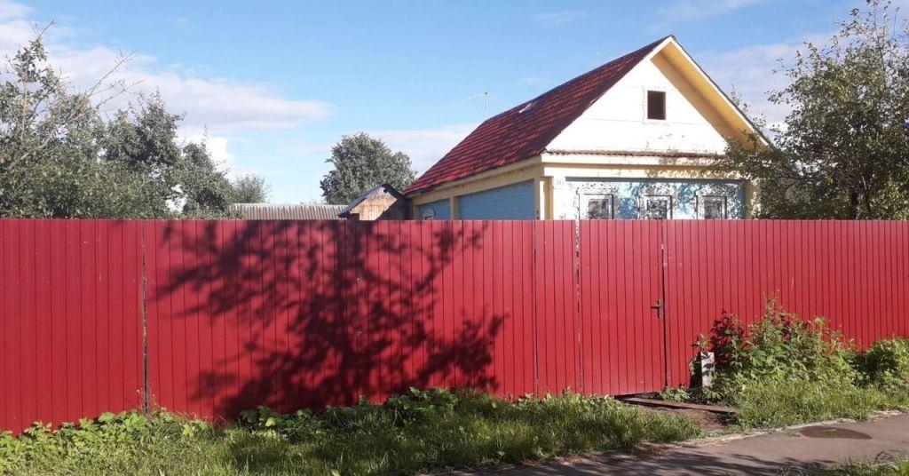 Продажа дома село Ильинское, цена 2350000 рублей, 2020 год объявление №467150 на megabaz.ru