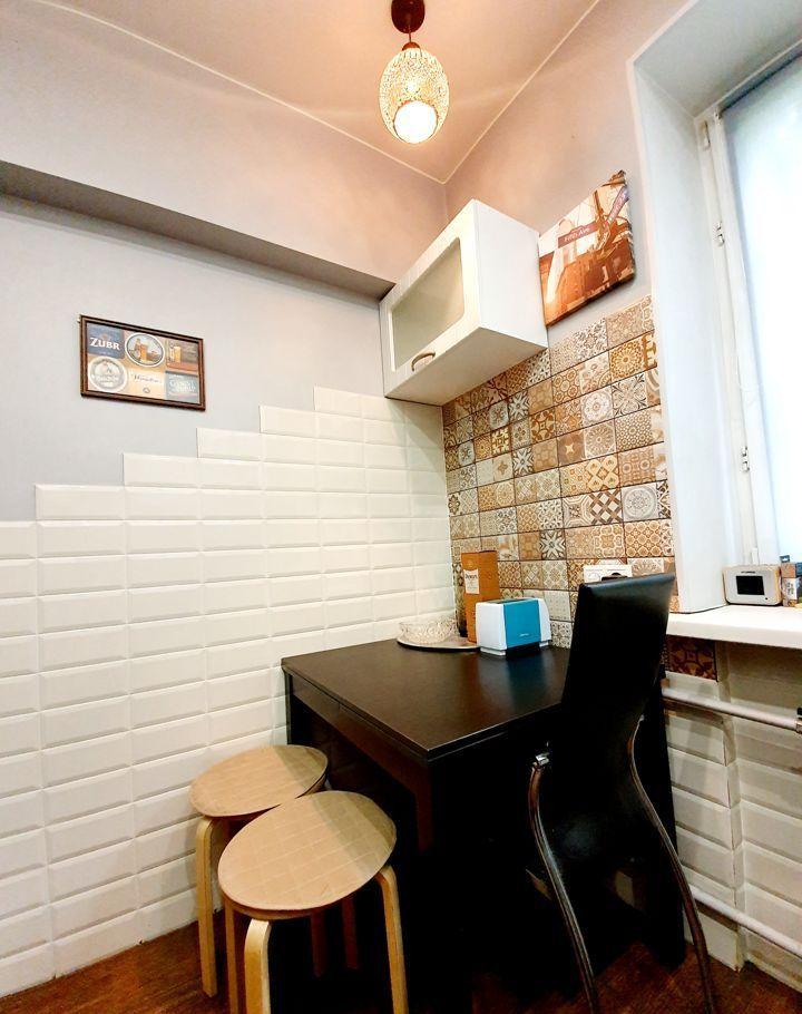 Продажа двухкомнатной квартиры Москва, метро Алексеевская, 1-й Рижский переулок 2к4, цена 9470000 рублей, 2020 год объявление №497419 на megabaz.ru