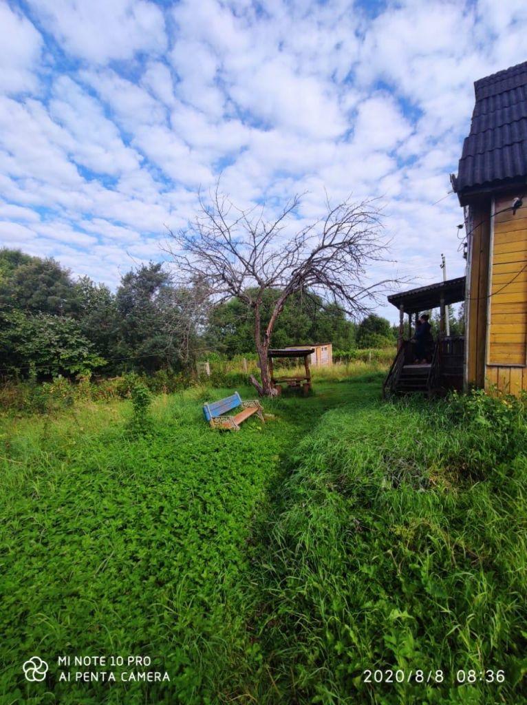 Продажа дома деревня Заболотье, цена 500000 рублей, 2021 год объявление №471284 на megabaz.ru