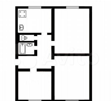 Продажа комнаты деревня Головково, цена 700000 рублей, 2021 год объявление №354992 на megabaz.ru