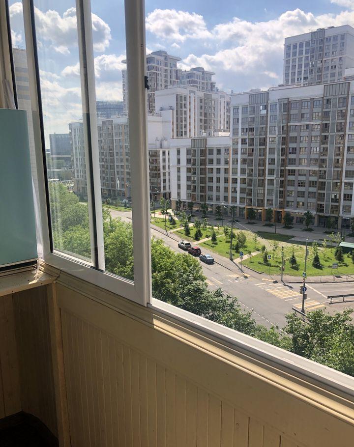 Продажа однокомнатной квартиры Москва, метро Ботанический сад, Снежная улица 6, цена 7990000 рублей, 2020 год объявление №448060 на megabaz.ru