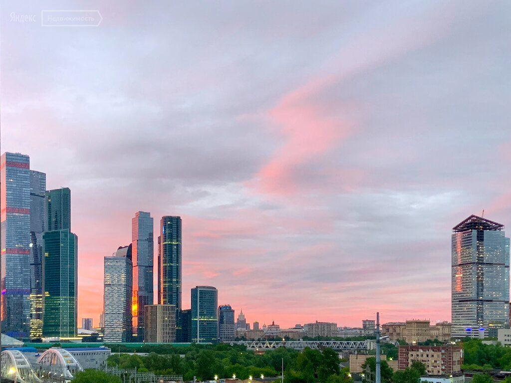 Продажа двухкомнатной квартиры Москва, метро Фили, Багратионовский проезд 1Ак1, цена 42000000 рублей, 2021 год объявление №449231 на megabaz.ru