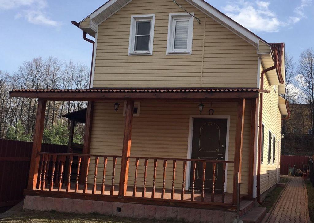 Аренда дома деревня Ябедино, цена 30000 рублей, 2020 год объявление №1129326 на megabaz.ru