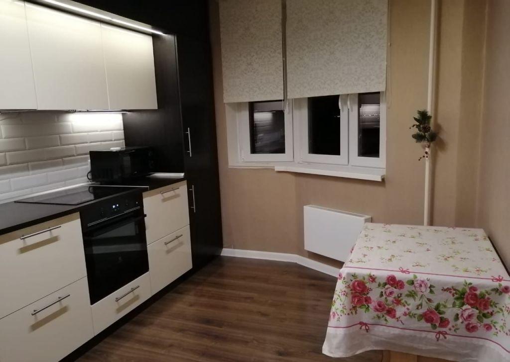 Аренда однокомнатной квартиры деревня Сапроново, цена 24000 рублей, 2020 год объявление №1219170 на megabaz.ru