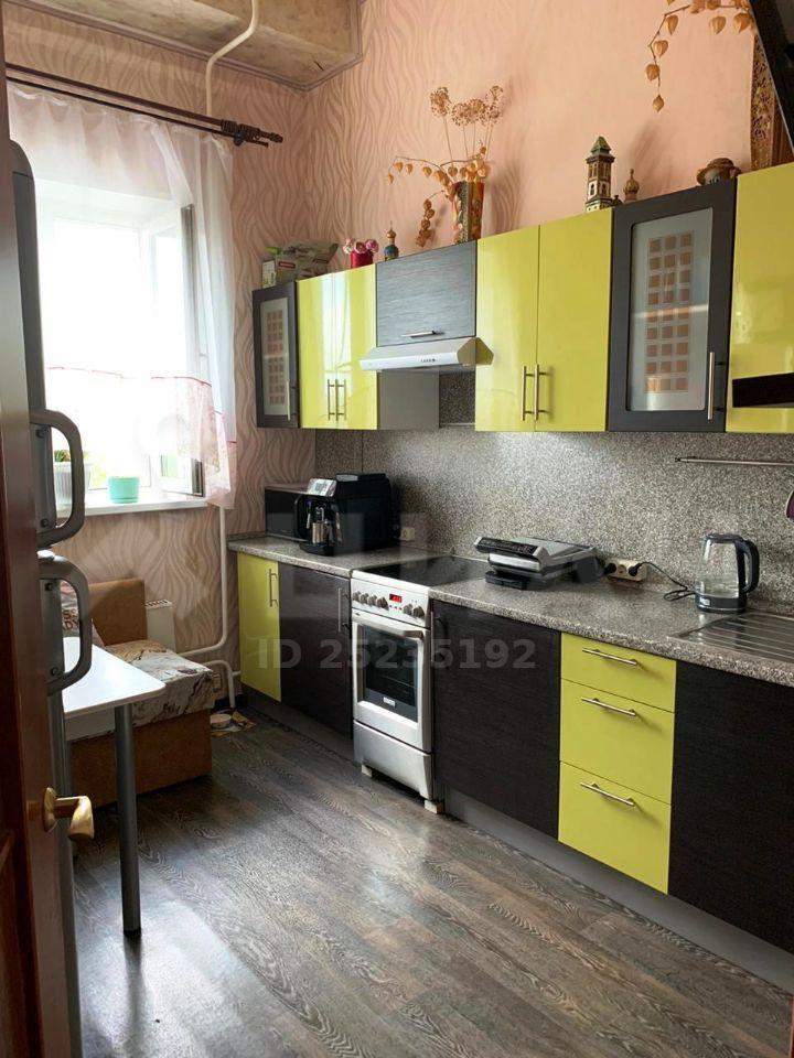 Продажа двухкомнатной квартиры Одинцово, Молодёжная улица 1А, цена 6100000 рублей, 2020 год объявление №452241 на megabaz.ru