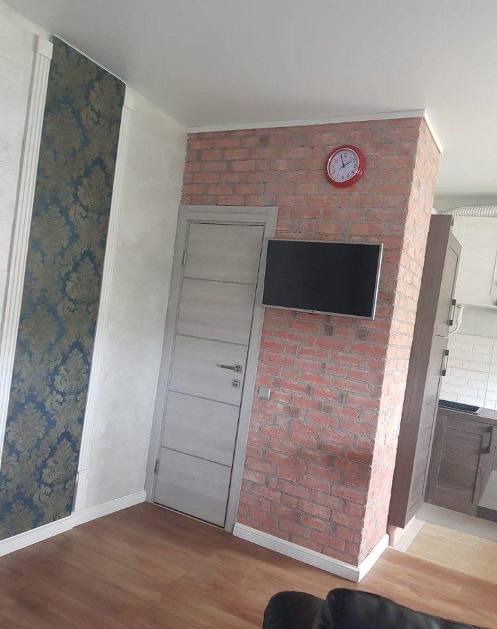 Аренда однокомнатной квартиры дачный посёлок Лесной Городок, цена 27000 рублей, 2021 год объявление №1132032 на megabaz.ru