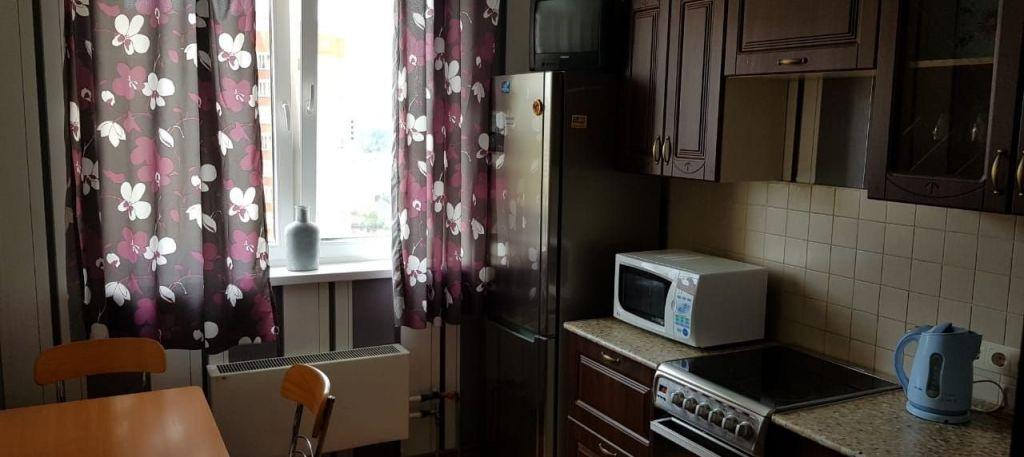 Аренда однокомнатной квартиры Раменское, улица Чугунова 15Б, цена 20000 рублей, 2020 год объявление №1132033 на megabaz.ru