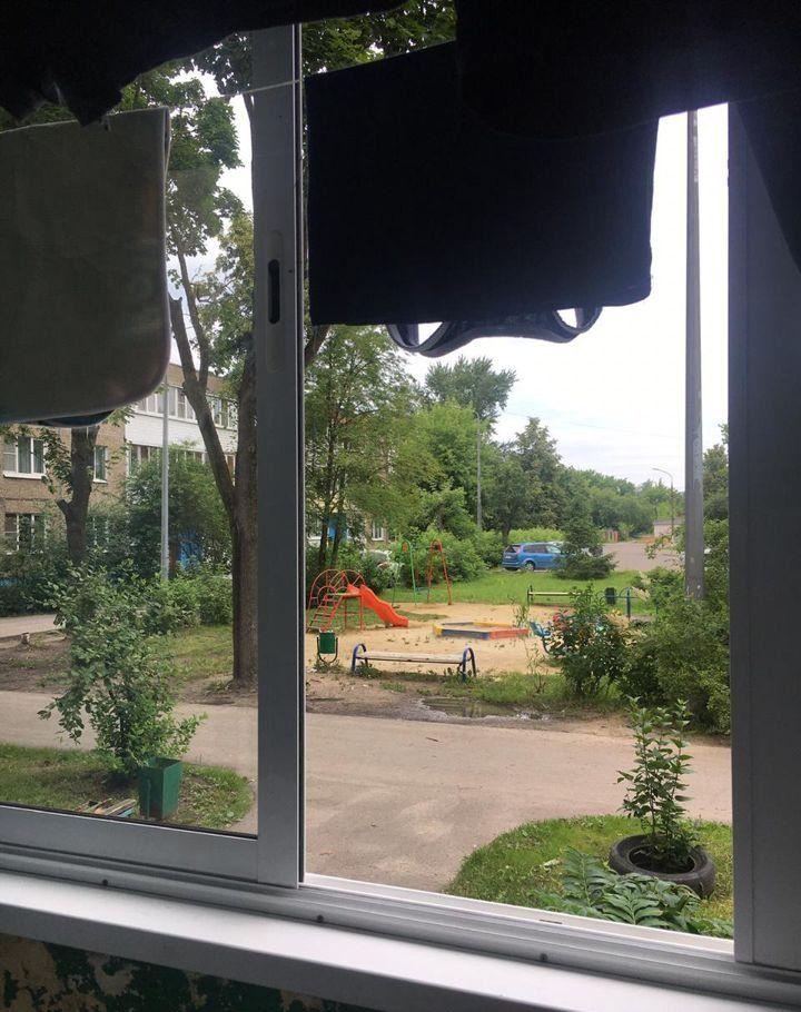 Продажа двухкомнатной квартиры Воскресенск, улица Быковского 54, цена 2200000 рублей, 2020 год объявление №448791 на megabaz.ru