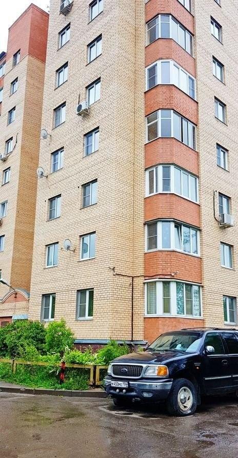 Продажа трёхкомнатной квартиры поселок Краснознаменский, цена 5890000 рублей, 2020 год объявление №448774 на megabaz.ru