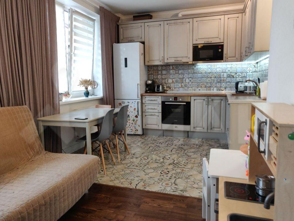 Продажа двухкомнатной квартиры село Немчиновка, Рублёвский проезд 29, цена 5400000 рублей, 2021 год объявление №438020 на megabaz.ru