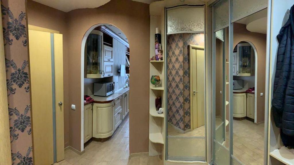 Продажа однокомнатной квартиры Серпухов, Советская улица 102Г, цена 4300000 рублей, 2020 год объявление №448755 на megabaz.ru