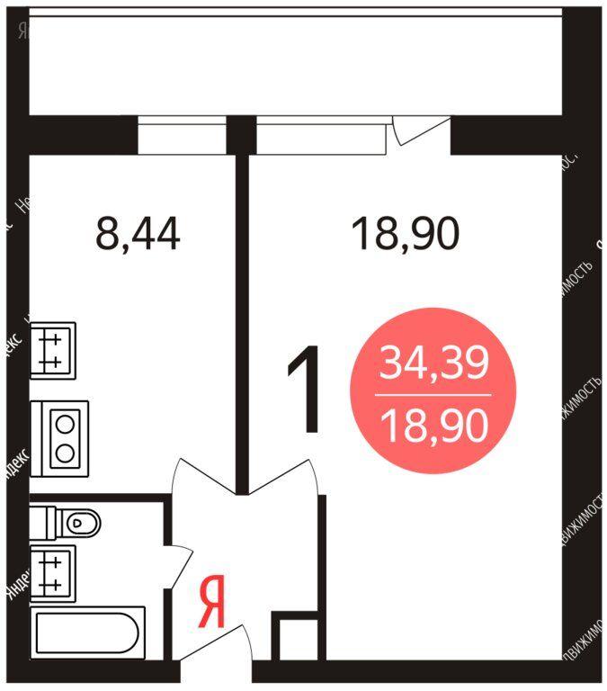 Аренда однокомнатной квартиры Москва, метро Марьина роща, 3-я улица Марьиной Рощи 19, цена 40000 рублей, 2020 год объявление №1130528 на megabaz.ru