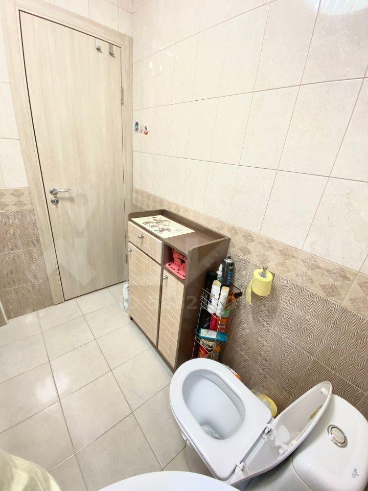 Продажа двухкомнатной квартиры деревня Горки, Туровская улица 1, цена 5700000 рублей, 2020 год объявление №506455 на megabaz.ru