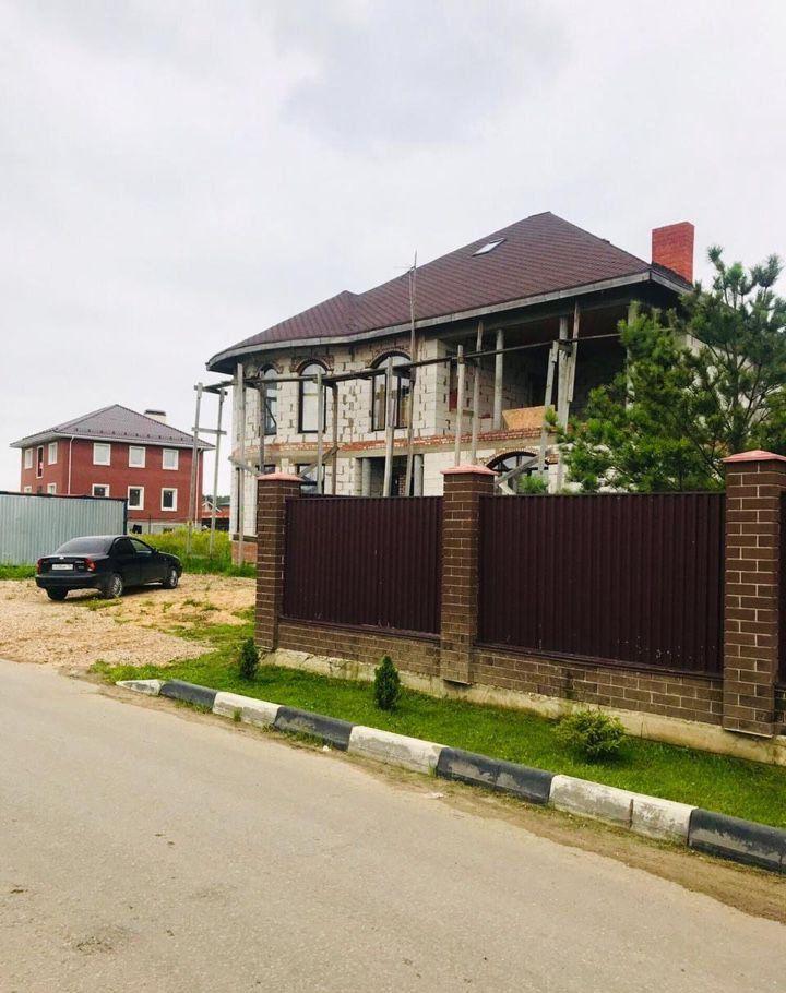 Продажа дома коттеджный посёлок Лосиный Парк-2, Соловьиная улица, цена 11500000 рублей, 2020 год объявление №450681 на megabaz.ru