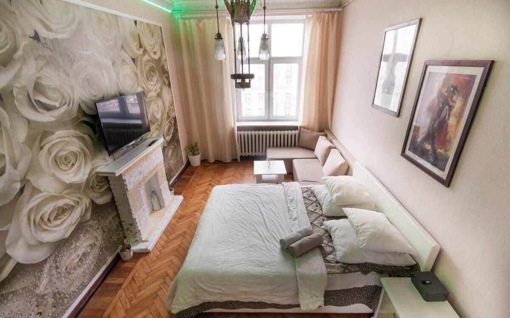 Аренда двухкомнатной квартиры Москва, метро Тверская, Тверская улица 15, цена 120000 рублей, 2021 год объявление №1236307 на megabaz.ru